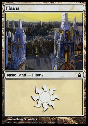 Ravnica: Plains (289 C)