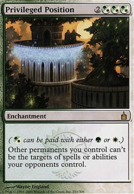 Ravnica: Privileged Position