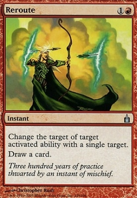 MTG Modern Card Prices   Ravnica   Reroute