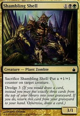 Ravnica: Shambling Shell