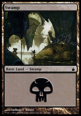 Ravnica: Swamp (297 C)