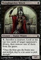 Ravnica: Thoughtpicker Witch