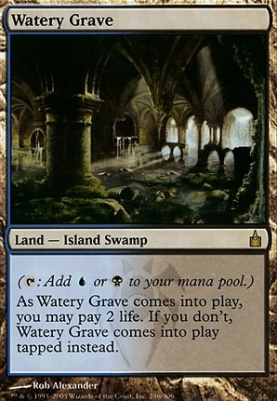 Ravnica: Watery Grave