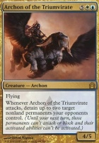 Return to Ravnica: Archon of the Triumvirate