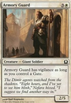 Return to Ravnica Foil: Armory Guard