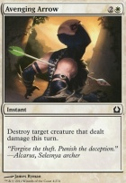 Return to Ravnica Foil: Avenging Arrow
