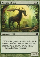 Return to Ravnica: Axebane Stag
