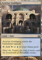 Return to Ravnica Foil: Azorius Guildgate