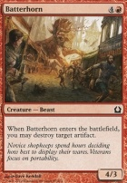 Return to Ravnica Foil: Batterhorn