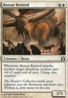 Return to Ravnica Foil: Bazaar Krovod