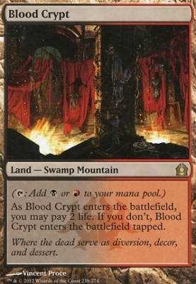 Return to Ravnica: Blood Crypt