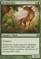 Return to Ravnica Foil: Brushstrider