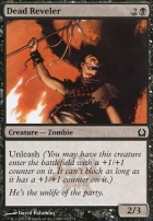Return to Ravnica Foil: Dead Reveler