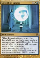 Return to Ravnica Foil: Detention Sphere