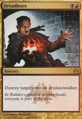 Return to Ravnica: Dreadbore