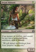 Return to Ravnica: Dryad Militant