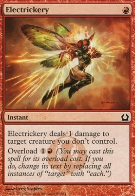 Return to Ravnica: Electrickery