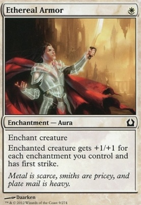 Return to Ravnica: Ethereal Armor