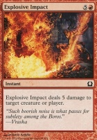 Return to Ravnica: Explosive Impact