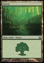 Return to Ravnica: Forest (270 A)