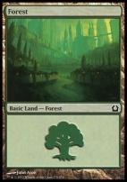 Return to Ravnica Foil: Forest (270 A)
