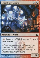Return to Ravnica Foil: Frostburn Weird