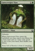 Return to Ravnica Foil: Gatecreeper Vine