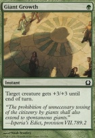 Return to Ravnica: Giant Growth