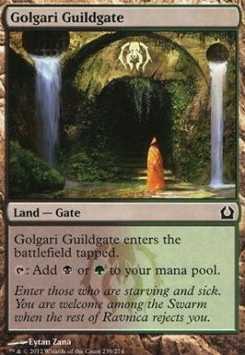 Return to Ravnica: Golgari Guildgate