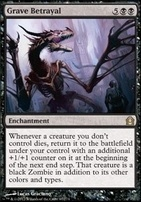 Return to Ravnica: Grave Betrayal