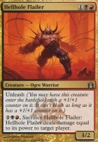 Return to Ravnica Foil: Hellhole Flailer