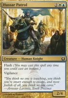 Return to Ravnica Foil: Hussar Patrol