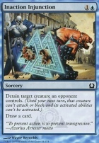 Return to Ravnica: Inaction Injunction