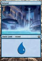 Return to Ravnica: Island (255 A)