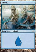 Return to Ravnica: Island (256 B)
