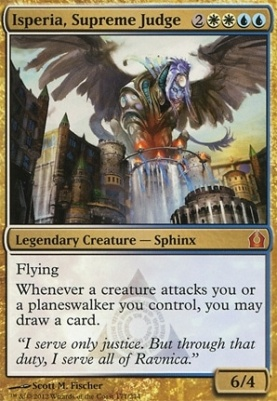 Return to Ravnica: Isperia, Supreme Judge