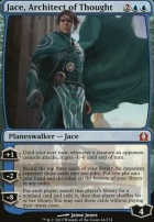 Return to Ravnica: Jace, Architect of Thought