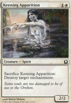 Return to Ravnica: Keening Apparition