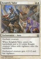 Return to Ravnica: Knightly Valor