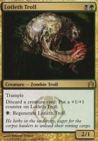 Return to Ravnica: Lotleth Troll