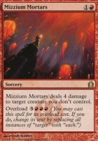 Return to Ravnica: Mizzium Mortars