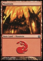 Return to Ravnica: Mountain (269 E)