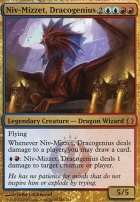 Return to Ravnica: Niv-Mizzet, Dracogenius