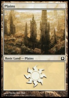 Return to Ravnica: Plains (251 B)