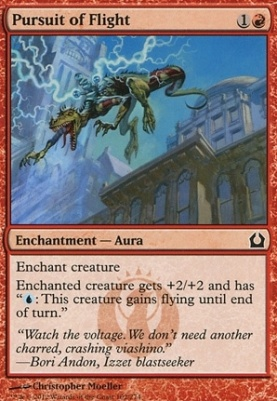 Return to Ravnica Foil: Pursuit of Flight