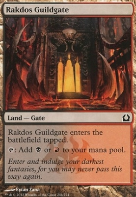 Return to Ravnica: Rakdos Guildgate