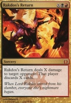 Return to Ravnica: Rakdos's Return
