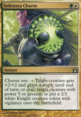 Return to Ravnica: Selesnya Charm