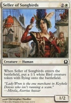 Return to Ravnica Foil: Seller of Songbirds