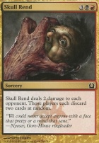 Return to Ravnica Foil: Skull Rend